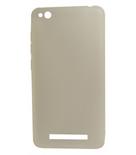 Силикон Xiaomi Redmi4A white Soft Touch