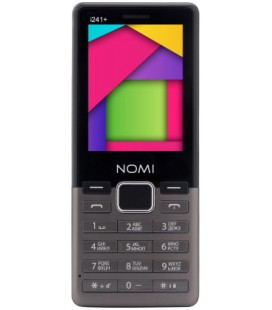 Nomi i241 + (Metal Dark-Grey) UA-UСRF Оф. гарантия 12 мес!