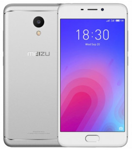 Meizu M6 2/16Gb White/Silver EU Global Гарантия 3 месяца