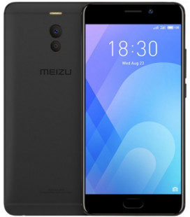 Meizu M6 Note 3/16Gb Black EU Global Гарантия 3 месяца.