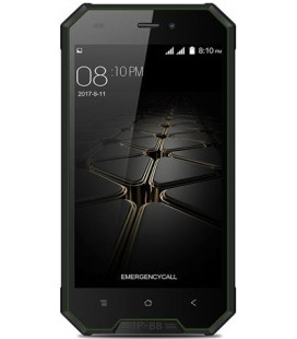 Blackview BV4000 Pro Flora Green 2/16Gb EU Гарантия 3 мес