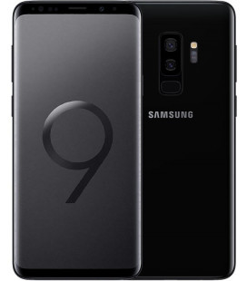 SAMSUNG SM-G965F Galaxy S9 Plus 64Gb Duos ZKD (black) UCRF Оф. гарантия 12 мес.