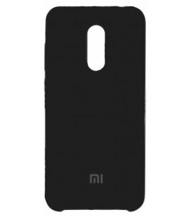 Силикон Xiaomi Redmi5 Plus black Soft Touch