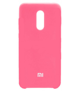 Силикон Xiaomi Redmi5 Plus pink Soft Touch