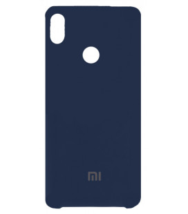 Силикон Xiaomi Redmi Note5/5Pro dark blue Soft Touch