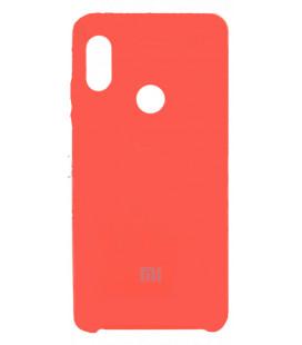 Силикон Xiaomi Redmi Note5/5Pro red Soft Touch