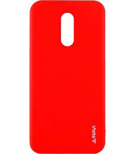 Силикон Xiaomi Redmi5 Plus red Inavi