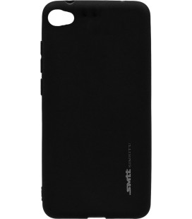 Силикон Xiaomi Redmi Note5A black SMTT