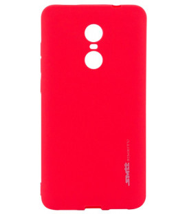 Силикон Xiaomi Redmi5 Plus red SMTT