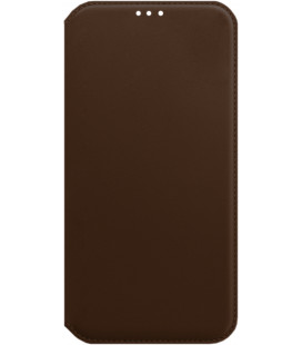 Чехол-книжка Meizu M6 dark brown Piligrim