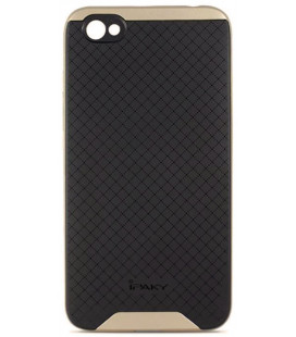 Накладка Xiaomi Redmi Note5A black/gold iPaky