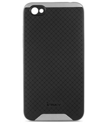 Накладка Xiaomi Redmi Note5A black/grey iPaky