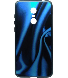 Накладка Xiaomi Redmi5 Plus Blue Silk Incore