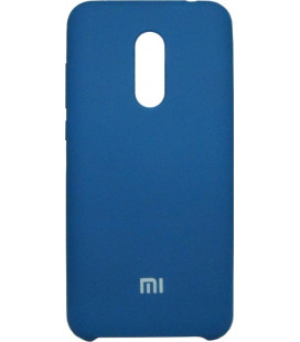 Накладка Xiaomi Redmi5 Plus green blue Soft Case