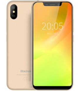 Blackview A30 Gold 2/16Gb Гарантия 3 мес + ПАКЕТ АКСЕССУАРОВ*