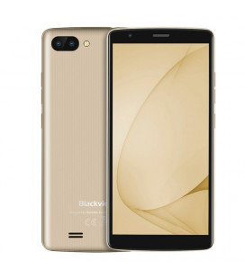 Blackview A20 Gold 1/8Gb Гарантия 3 мес. + ПАКЕТ АКСЕССУАРОВ*