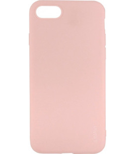 Силикон iPhone 7/8  blue Inavi