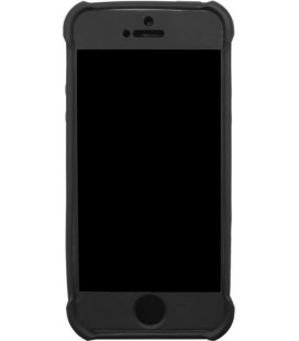 Накладка iPhone 5 black 360