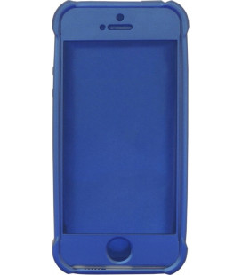 Накладка iPhone 5 blue 360