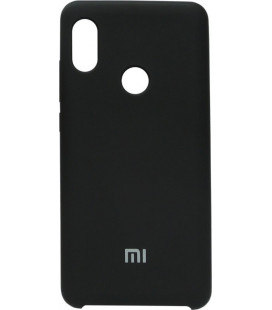 Накладка Xiaomi Redmi Note5/5Pro black Soft Case