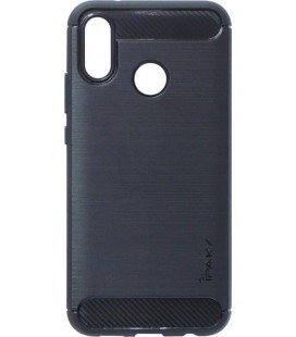 Накладка Huawei P20 Lite/Honor8X black slim TPU iPAKY