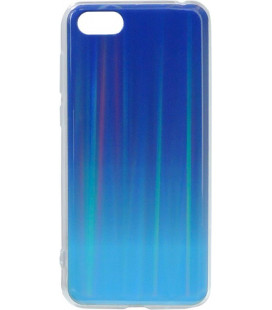 Накладка Huawei Y5 (2018) blue Chameleon Honor