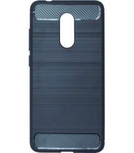 Накладка Xiaomi Redmi5 black slim TPU PC