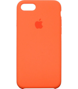 Накладка iPhone 7 orange Soft Case