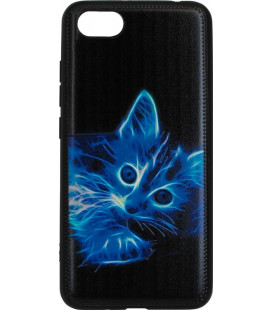 Накладка Huawei Y5 (2018) Kitty Night case