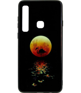 Накладка SA A920/A9 (2018) black Moon Luminous