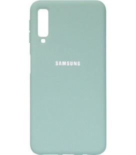 Накладка SA A750/A7 (2018) mint Soft Case