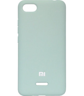 Накладка Xiaomi Redmi6A mint Soft Case