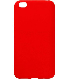 Силикон Xiaomi Redmi Go red SMTT