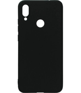 Силикон Xiaomi Redmi Note7 black SMTT