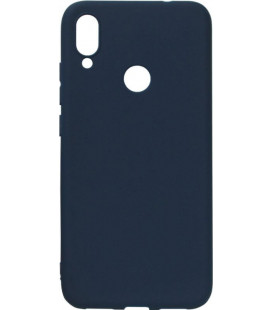 Силикон Xiaomi Redmi Note7 dark blue SMTT