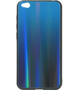 Накладка Xiaomi Redmi Go deep blue Chameleon Glass
