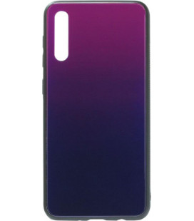 Накладка SA A505 blue/violet Glass