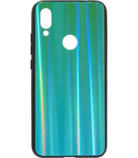 Накладка Xiaomi Redmi7 blue/green Chameleon Glass