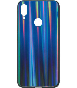 Накладка Xiaomi Redmi Note7 deep blue Chameleon Glass