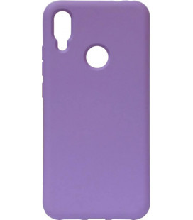 Накладка Xiaomi Redmi Note7 light violet Soft Case