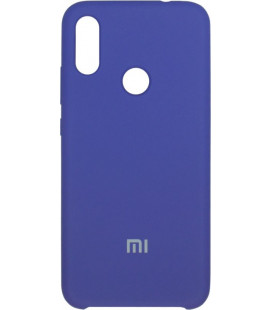 Накладка Xiaomi Redmi Note7 violet Soft Case