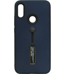 Накладка Xiaomi Redmi Note7 dark blue Hold Soft Touch