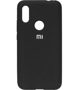 Накладка Xiaomi Redmi7 black Soft Case