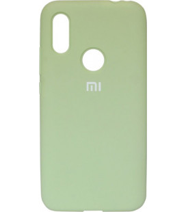Накладка Xiaomi Redmi7 mint Soft Case