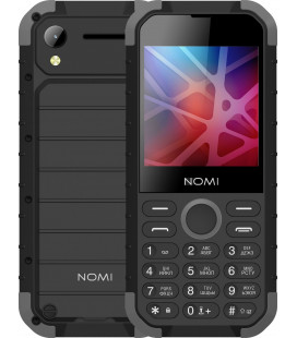 Nomi i285 X-Treme Black-Grey UA-UСRF Гарантия 12 мес.