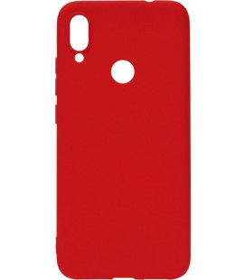 Силикон Xiaomi Redmi Note7 red SMTT