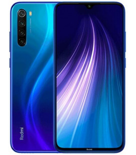 Xiaomi Redmi Note 8 4/64Gb Blue Европейская версия EU GLOBAL Гар. 3 мес.
