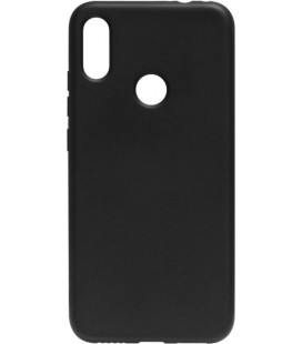 Силикон Xiaomi Redmi Note7 black Silicone Case