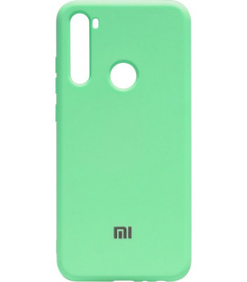 Силикон Xiaomi Redmi Note 8T lime Silicone Case