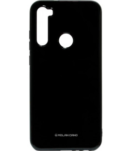 Силикон Xiaomi Redmi Note 8T pearl black Silicone Case Molan